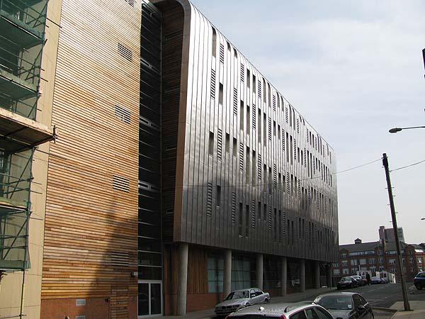 Building Design Partnership Limited Manchester