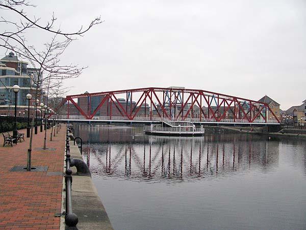 Detroit Swing Bridge
