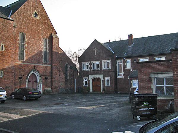 St Wilfrid 39 S Roman Catholic Church Hulme