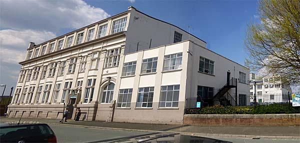 Adelphi Building University of Salford
