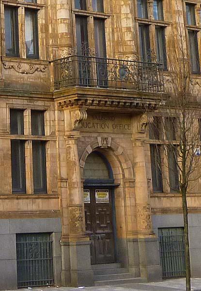 Former Salford Education Office