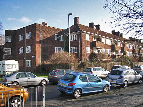 The Bentley House Estate Hulme