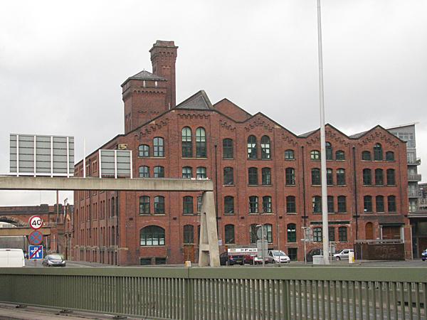 Worsley Mill Egerton Street