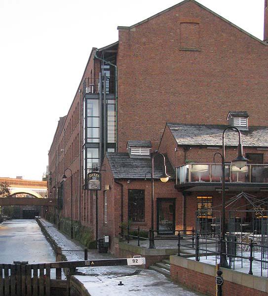 J. S. Bass Warehouse