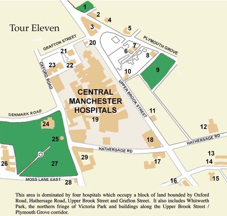 Addison Chapel Apartments: Tour Twelve Menu