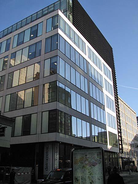 Cobbett S House 58 Mosley Street