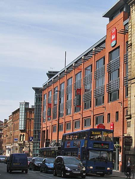 Ibis Portland Hotel Manchester