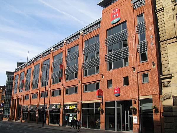 Ibis Hotel  Portland Street Manchester