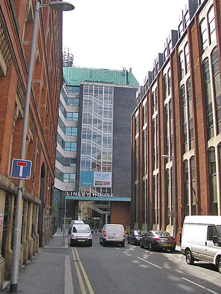 Linley House Dickinson Street