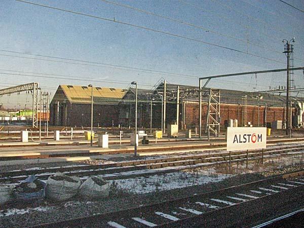 East Coast Diesel >> History of Longsight Station and Railway Depot